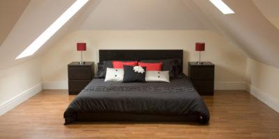 Simple stylish loft conversion in Hertford